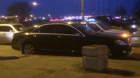 Молодёжь на машине консула Таджикистана участвовала в разборках после Навруза