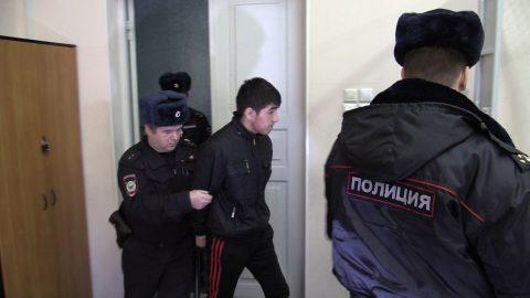 В Петербурге арестованы семеро подозреваемых в пособничестве террористам