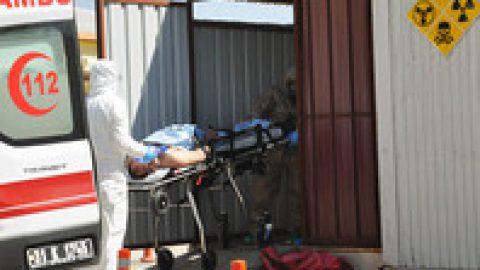 Экспертиза подтвердила факт применения химического оружия в Идлибе, заявили в Турции