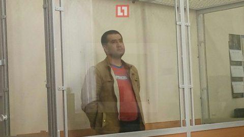 В Петербурге суд арестовал одного из подозреваемых в содействии террористам