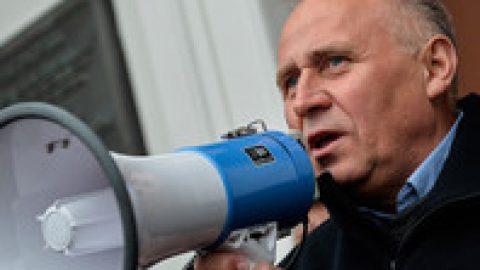 В Минске задержали оппозиционера Статкевича, который призвал организовать первомайскую демонстрацию