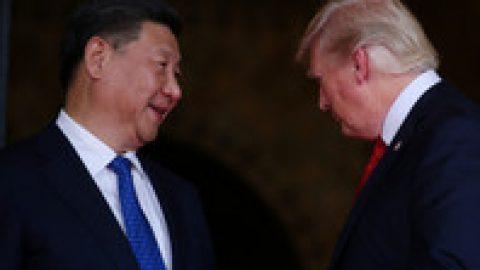 Трамп в поместье Мар-а-Лаго принял председателя Китая Си Цзиньпина