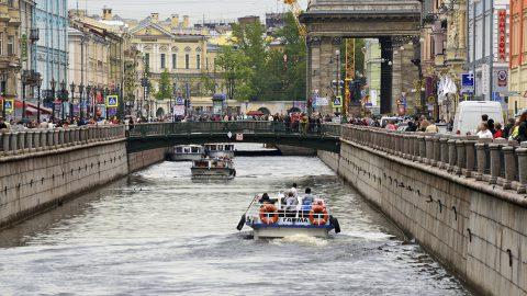 Синоптики: Май в Петербурге будет тёплым