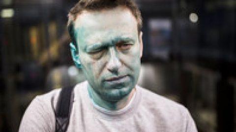 Полиция Москвы начала проверку по факту нападения на Навального