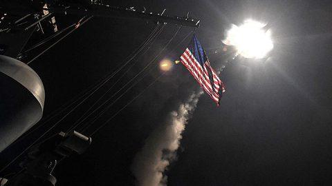 Удар США по Сирии: хроника событий