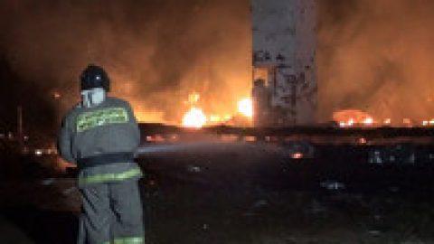 Главу поселения в Бурятии из-за пожара заподозрили в халатности