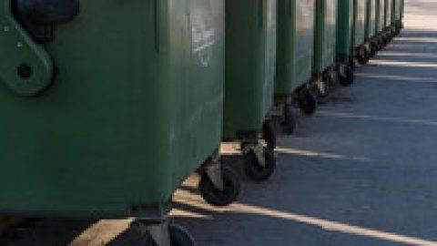 В Москве следователя подозревают в том, что он выбросил человеческие останки в мусор