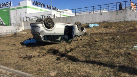 Появились подробности наезда автомобиля на пешеходов в Петербурге