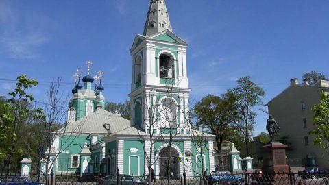 В Петербург прибыли святыни с горы Афон