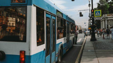 Трамваи и троллейбусы усилят движение в Вербное воскресенье