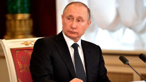 Путин раскритиковал удары США по Сирии