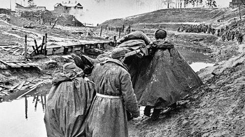 В Пушкине найдена мина времён Великой Отечественной войны