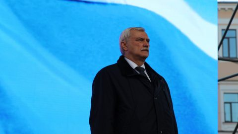 Вице-губернатором Петербурга может стать глава Невского района