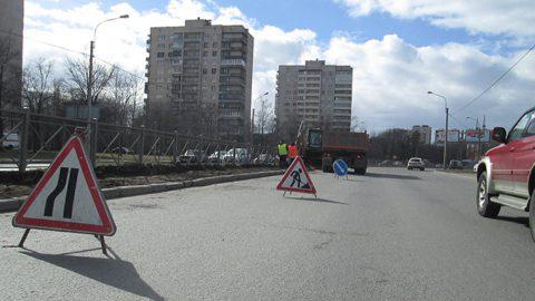 С 29 апреля в Петербурге закрываются участки Митрофаньевского шоссе и набережной Фонтанки