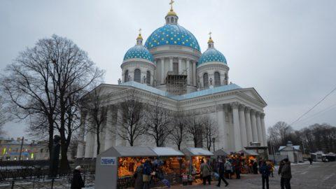 В Никольском соборе откроется музей