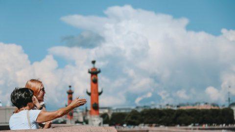 В Северной столице открыли мемориальную доску в память об ученом-геофизике Кирилле Кондратьеве