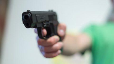 В Петербурге застрелили мужчину