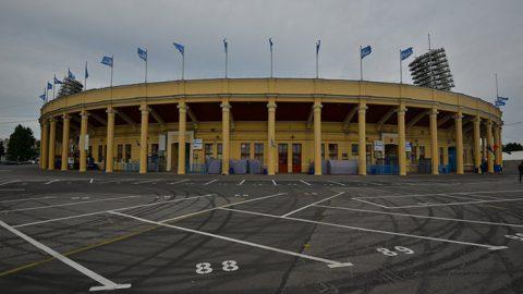 Футбольный клуб «Тосно» не сможет играть на «Петровском» после выхода в премьер-лигу