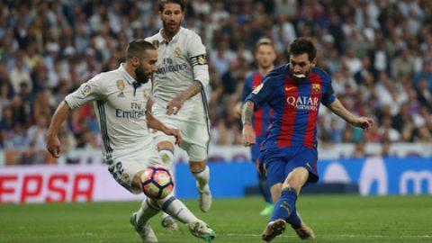 «Барселона» обыграла «Реал» в «Эль-Класико» благодаря голу на последней минуте