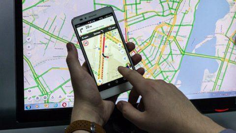 Таксисты и курьеры откажутся платить за «Яндекс.Навигатор»