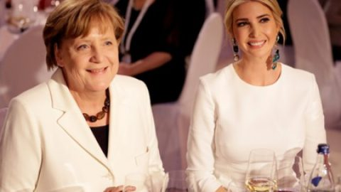 Глава МИД Германии раздосадовался из-за Иванки Трамп
