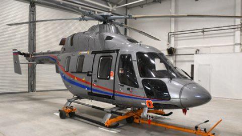 Минобороны объявило о закупке 10 вертолетов «Ансат-У» за два миллиарда рублей