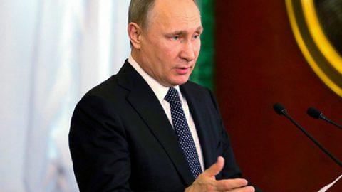 Путин рассказал о ведущих к успеху человеческих качествах