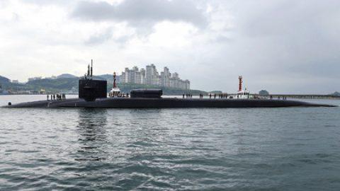КНДР пригрозила уничтожить атомную подлодку ВМС США с ракетами Tomahawk