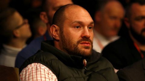 Джошуа после победу над Кличко бросил вызов Тайсону Фьюри