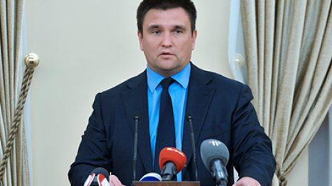 Климкин назвал срок введения безвизового режима Украины с ЕС