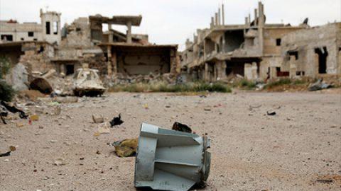 Военные сообщили о согласии Сирии остановить бои для расследования в Хан-Шейхуне