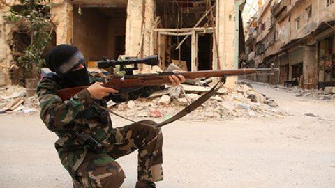 Боевики «Джабхат ан-Нусры» атаковали позиции ИГ на сирийско-ливанской границе