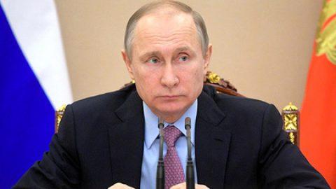 Путин констатировал рост наркотрафика с территории Украины