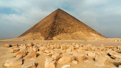 Под Каиром найдена новая древнеегипетская пирамида