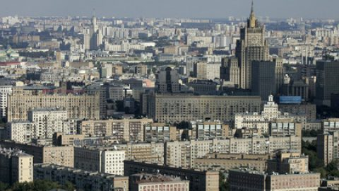 МИД России назвал тщетными попытки Украины проинспектировать Крым