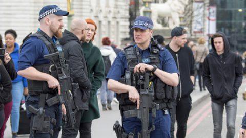 В Лондоне задержали четверых подозреваемых в подготовке теракта