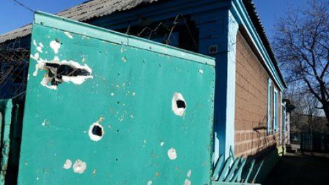 Украина зафиксировала 12 обстрелов в Донбассе после объявления перемирия