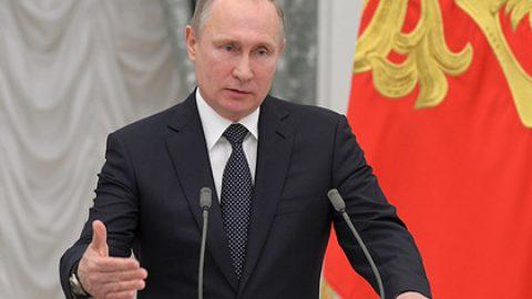 Лесничий пожелала Путину здоровья «как якутский алмаз»