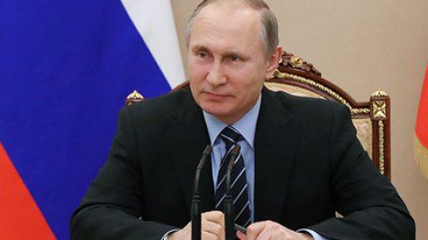 Путин оставил законодателей без шанса дождаться манны небесной