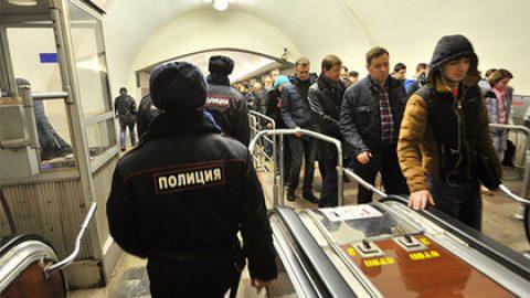 В московском метро объявили ложную воздушную тревогу