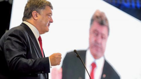 Порошенко пообещал потратить деньги Януковича на украинскую армию