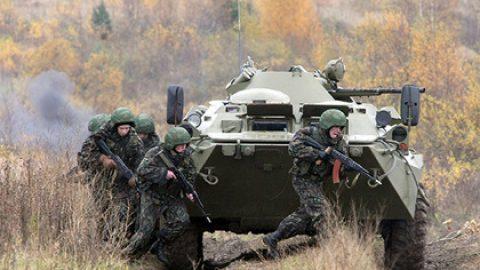 Лукашенко заявил о невозможности вторжения на Украину с территории Белоруссии