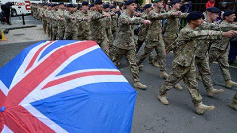 Российские инспекторы осмотрят военные объекты в Великобритании