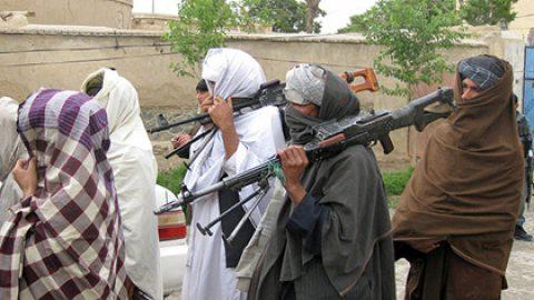 Талибы начали весеннее наступление