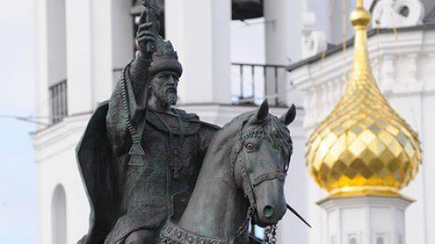 Открытие памятника Ивану Грозному в Александрове перенесли