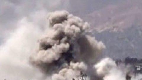 Коалиция во главе с США нанесла авиаудар по проправительственным силам на юге Сирии