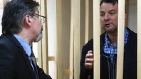"""Бывшего директора """"7 студии"""" отправили под домашний арест"""