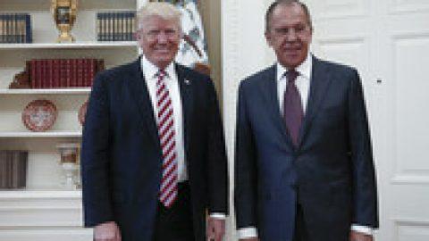 После обвинений в разглашении «секретной информации» Трамп назвал встречу с Лавровым «очень успешной»