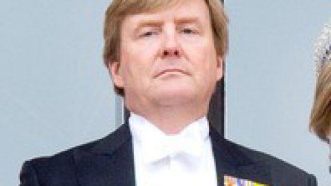 Король Нидерландов признался, что тайно подрабатывает пилотом пассажирских самолетов