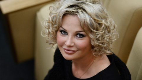 Максакова проиграла 1 млрд в войне с экс-тестем и тёщей Вороненкова